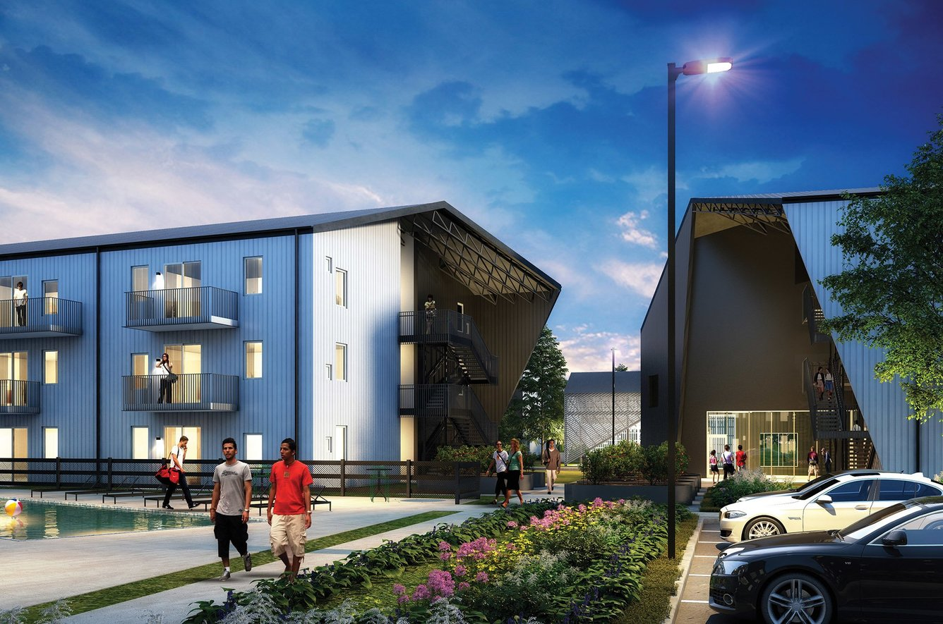 Student Housing in Bowling Green KY | Muse Bowling Green